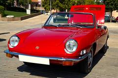 FIAT 850 Sport (Miguel Angel Prieto Ciudad) Tags: fiat car coche cars classic classiccar auto automobile automotive mirrorless motor red italia sonyalpha sony sonyalphadslr sportcar alpha3000