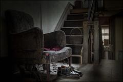 Abandoned House (ducatidave60) Tags: fuji fujifilm fujinonxf23mmf14 fujixt1 abandoned decay dereliction urbandecay urbex urban