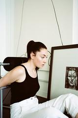 Abby (stevenxuex) Tags: 35mm film filmcommunity kodak portra160 leica leicamp 2018 stevenxue zeiss 35mmbiogon portraits portland