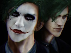 Preview for Olympo event (Catriech Resident) Tags: omega lelutka catwa whysoserious heath scar joker flaws olympo