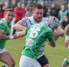 Wharfedale 39 - 22 Preston Grasshoppers October 06, 2018 32945.jpg (Mick Craig) Tags: 4g wharfedale action hoppers prestongrasshoppers agp preston lightfootgreen union fulwood upthehoppers rugby lancashire rugger sports uk