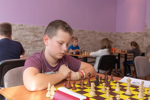 Grand Prix Spółdzielni Mieszkaniowej w Szachach Turniej VII-87