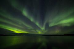 aurora 10.10.2018 (Hotel Korpikartano) Tags: auroraborealis northernlights northernfinland irix inarilapland laplandfinland lakemenesjärvi revontulet