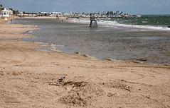 McGee beach flooded by Michael (Frank G Cornish) Tags: beach bay floodwaters hightide mcgeebeach corpuschristitx