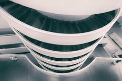 ARos Stairs (michael_hamburg69) Tags: århus aarhus dänemark danmark denmark midtjylland jütland museum aros kunstmuseum art gallery treppe stairs staircase stairway treppenhaus