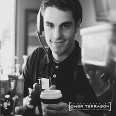 Keaton (oterrason) Tags: barista man cafe coffeeshop server coffee espresso service food blackandwhite monochrome monochromatic fuji fujifilm xt1 fujifilmxt1 portrait environmentalportrait carlzeiss distagon3514zm distagont 3514 1435 distagont1435 distagont35mmf14zm zm leicammount mmountadapter adaptedlens manuallens people