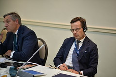 EPP Summit, Brussels, 17 October 2018 (More pictures and videos: connect@epp.eu) Tags: eppsummit brussels 17october2018 epp summit european people party belgium october 2018 ulf kristersson sweden sybrand buma the netherlands