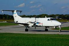 C-GSKA (Skylink Express) (Steelhead 2010) Tags: skylinkexpress beechcraft b1900 b1900c cargo yhm creg cgska