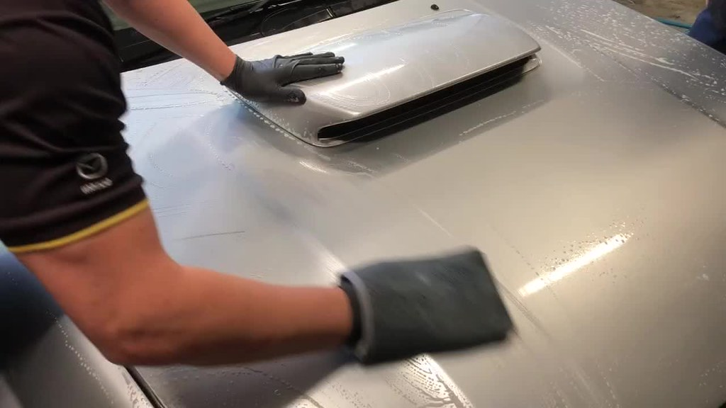 Car Paint Blacktown