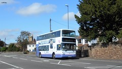 WX53UKK (jeff.day48) Tags: wx53ukk 32289 volvo b7tl transbus alx400 yate southgloucestershire y6 stationroad