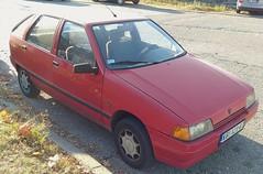 1998 Yugo Florida 1.3 (FromKG) Tags: yugo zastava florida 13 red hatchback serbia kragujevac yugoslavian serbian car 2018