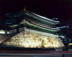 2018.10.29 Seoul grand format-0002 (benjaminbroom) Tags: intrepid4x5 architecture largeformatfilm 45d 4x5film argentique grandformat kodakektar100 seoul2018 voyages