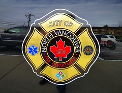 North Vancouver City, BC Crest (walneylad) Tags: northvancouvercity cityofnorthvancouver britishcolumbia canada firedepartment firerescue fireservice firebrigade pompiers bomberos bombeiros firevehicle emergencyvehicle fireapparatus fireappliance fireengine firetruck supportvehicle supportunit black red white gold ford f150 xlt support9 crest decal logo emblem seal herald patch pickup truck brandnew