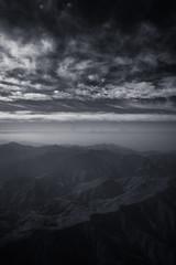 IMG_6060 (JoCo...) Tags: luxair joscorreia joscorreiaphotography fly morocco atlas mountains blackwhite joco flying clouds sky atlasmountains marakkech agadir holiday vacation noir noiretblanc bw black bnw