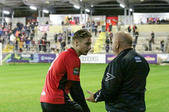 Lewes 3 Worthing 4 03 10 2018-20.jpg (jamesboyes) Tags: lewes worthing sussex football soccer fussball calcio voetbal amateur bostik isthmian goal score celebrate tackle pitch canon 70d dslr