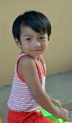 handsome boy (the foreign photographer - ฝรั่งถ่) Tags: handsome boy child khlong lat phrao portraits bangkhen bangkok thailand nikon d3200