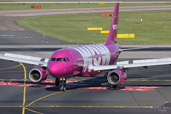 WOW Air (ab-planepictures) Tags: dus eddl flugzeug flughafen düsseldorf plane aircraft aviation airport planespotting wow air airbus a320