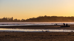 A sunset everyday (The eclectic Oneironaut) Tags: 2018 6d canada canon eos selected long beach british columbia pacific rim sunset atardecer log water sea mar agua