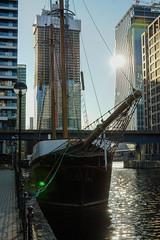 Canary Wharf - London UK (erengun3) Tags: canarywharf london canary wharf reuters londra transport for