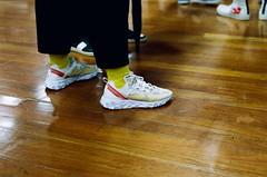 Film (Cameron Oates [IG: ccameronoates]) Tags: 35mm film street photography nike react element 87 sportswear sneakers hypebeast