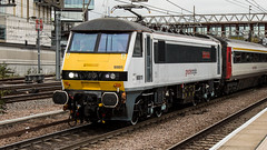 90011 (JOHN BRACE) Tags: 1988 brel crewe built class 90 bo electric loco 90011 seen stratford abellio greater anglia livery named east anglian daily times suffolk proud