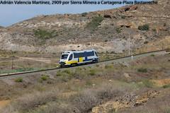 Chiquitín (Adrián Valencia Martínez) Tags: renfe feve 2900 diesel cartagena murcia