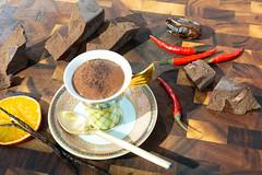 Теплый шоколад QJ4A0830 (info@oxumoron.com) Tags: шоколад chocolate schokolade перецчили chilipeper chilipfeferr лемон lemon zitrone финики dates datteln ваниль vanille овощи gemüse vegetables