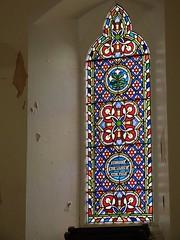 Church - Church of Scotland, Braemar 180711 [Stained Glass Window c] (maljoe) Tags: church churches braemar churchofscotland stainedglasswindow stainedglass stainedglasswindows