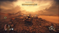 Mad Max_20181021214252 (Livid Lazan) Tags: mad max videogame playstation 4 ps4 pro warner brothers war boys dystopia australia desert wasteland sand dune rock valley hills violence motor car automobile death race brawl gaming wallpaper drive sky cloud action adventure divine outback gasoline guzzoline dystopian chum bucket black finger v8 v6 machine religion survivor sun storm dust bowl buggy suv offroad combat future