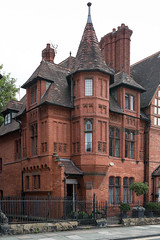 Grosvenor Park Road, Chester (Brian Dunning) Tags: grosvenorparkroad chester johndouglas architect architecture victorian canon eos5dmarkiii ef1740mmf4lusm