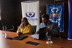 Firma convenio Colaboración IMA-Fiscalía (muniarica) Tags: arica chile muniarica municipalidad ima alcalde fiscalia gerardoespíndola firmaconvenio salafundación