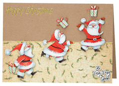 Craft Creations - Shelley173 (Craft Creations Ltd) Tags: santa fatherchristmas christmas greetingcard craftcreations handmade cardmaking cards craft papercraft