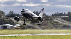 HZNSA A310 Al Atheer Avn (Anhedral) Tags: takeoff einn snn airliner airplane jetliner hznsa airbus a310 a310300 alatheeraviation