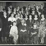 R164 Silvester, Familienfeier, 1920er thumbnail