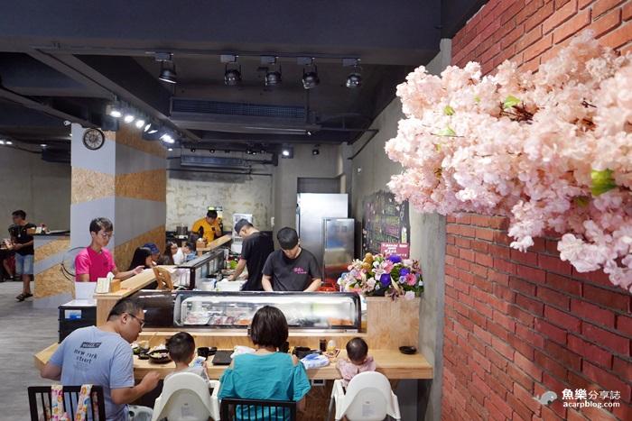 【台南美食】纓風壽司公園店|超值龍蝦丼飯|免費味噌魚湯冬瓜冰沙 @魚樂分享誌