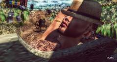 In my Farm ♥♥ (slash marciano) Tags: relax hat farm