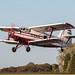 EGBP - Antonov AN-2 - HA-ANG