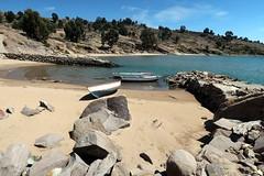 Taquile beach
