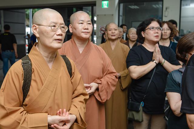 喪禮攝影/臺北市立第二殯儀館/至真一廳/陳老菩薩