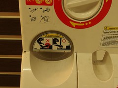 Avertissement (mkorsakov) Tags: dortmund nordstadt borsigplatz supermarkt supermarket automat vendingmachine pictogram piktogramm warnung warning