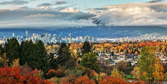UNECE Committee on Forests and the Forest Industry (COFFI), 76th session, 5-9 November 2018, Vancouver, Canada. ©iStockPhoto (forests.unecefao) Tags: cloudscape landscaped overcast dusk skyscraper scenics yellow white red orangecolor greencolor wideangle panoramic vancouvercanada britishcolumbia canada leaf sunset autumn mountain cloudsky sky snow house urbanskyline cityscape city