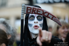 People's Vote March - 20th October 2018 (The Weekly Bull) Tags: brexit eu europa europeanunion london uk demonstration proeurope protest referendum vote he uks plans leave europe