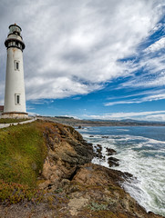 Pigeon Point Lighthouse (Roger Weeks) Tags: pigeonpointlighthouse pigeonpoint lighthouse castateparks pescader californiacoast california visitcalifornia