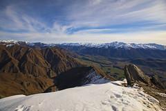 Top Shelf (Matt Champlin) Tags: weekend yay saturday climb climbing hike hiking adventure mountains beautiful wanaka royspeak newzealand canon 2018 tough amazing snow snowy winter sky clouds mountain