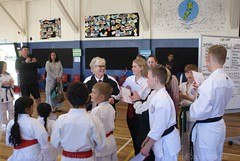 DSC00328 (retro5562) Tags: martialartssport karatemartialart karatekata kata kumite karatekumite teamsport gkr r21 hubtournament karate martialarts 2018 wgtn wellington waterlooschool waterloo lowerhutt newzealand ring1 ring2 male female