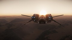 Star Citizen (Captain_Raoul) Tags: star citizen starcitizen alpha 31 space sim blur videogame flightsim robertsspaceindustries scifi pc game gaming videogamephotography gameplay screenshots science fiction sciencefiction cloudimperiumgames depth field dof 4k 314 32 322 foundry42 hudless video photography 33