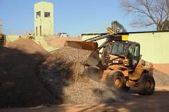 Usina de Reciclagem de Resíduos da Construção Civil de Betim (ECOS - Prefeitura de Betim) Tags: usina reciclagem resíduos construção civil betim prefeitura vittorio medioli sustentabilidade