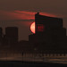 Atlantic City at Sunrise