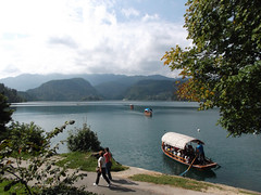 1st time in Bled (marco_albcs) Tags: bled slovenia slovenija lake magic magical summer boats beautiful enchanting landscape