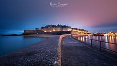 Saint Malo (Njones03) Tags: 2018 bretagne landscape montsaintmichel nicolassavignat saintmalo seascape